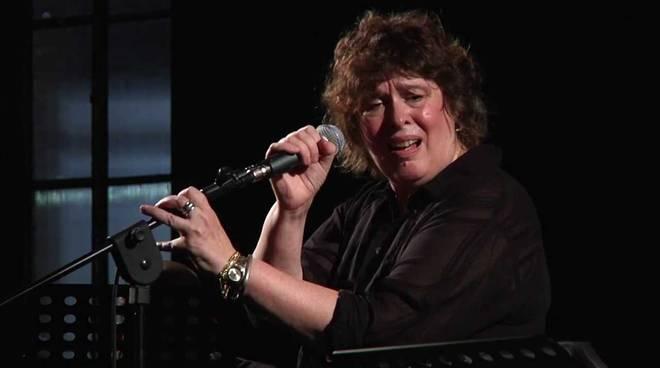 Tiziana Ghiglioni cantante jazz