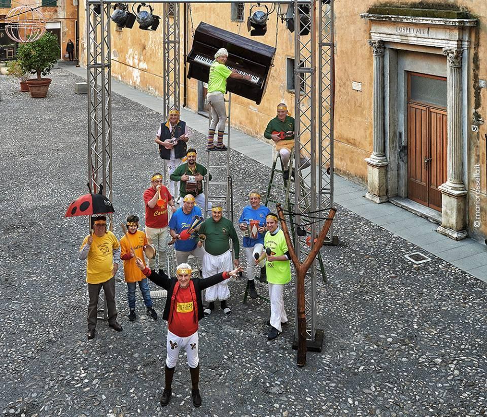 Flash Mob Fieui Caruggi Albenga