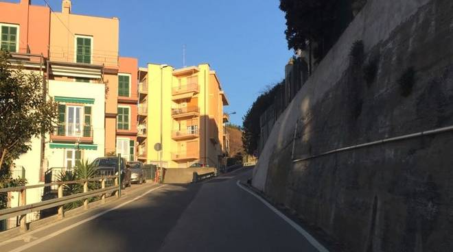 Anziana Scomparsa Celle Ligure