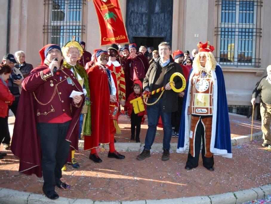 Carnevaloa Consegna Chiavi