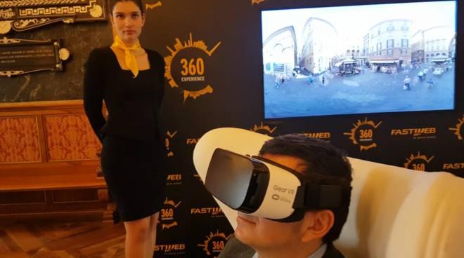 Visione Video 360