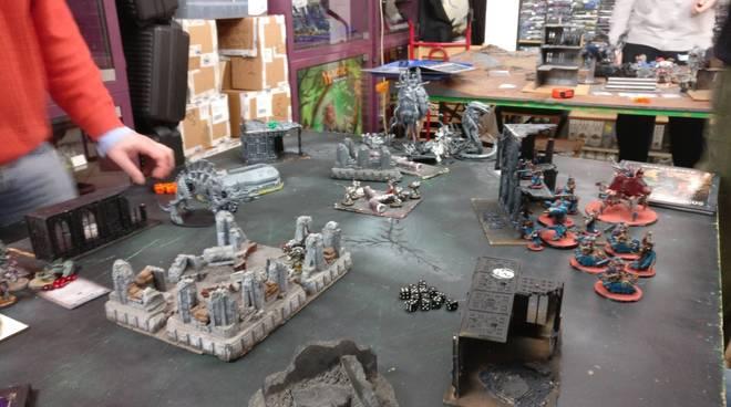 warhammer 40.000 torneo savona