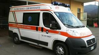 ambulanza croce bianca cairo