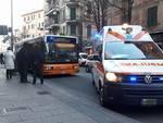 autobus incidente rivarolo