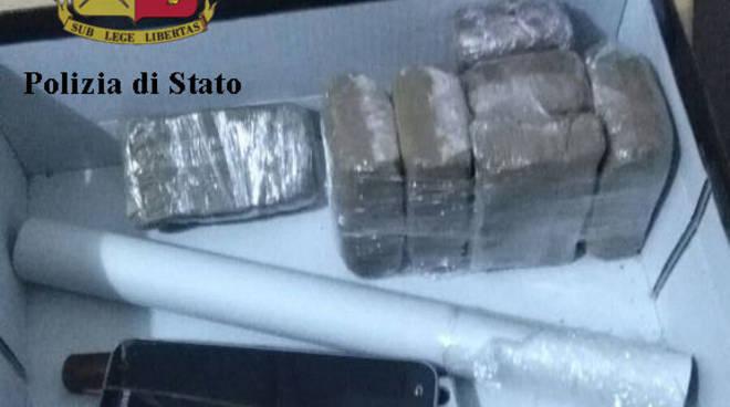 Spaccio di droga, dieci arresti a Massafra