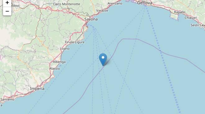 Scossa di terremoto in Liguria, scuole evacuate per sicurezza