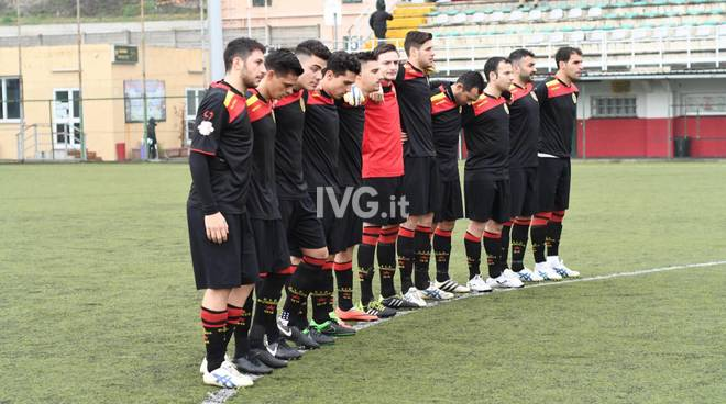 Calcio, Eccellenza: Rivarolese vs Pietra Ligure