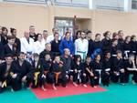 Tanti partecipanti allo stage di WING CHUN di Domenica 4 Febbraio a Finale Ligure