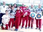 """Campionato Regionale \""""Tiro con l\'arco\"""" Genova 11/02/18"""