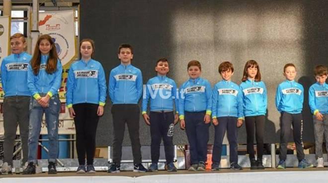 A.S. ANDORA CICLISMO:Presentazione della squadra giovanissimi