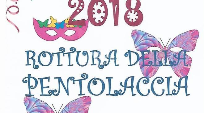 Oggi pomeriggio alla SMS La Rocca a Savona: La festa della Pentolaccia