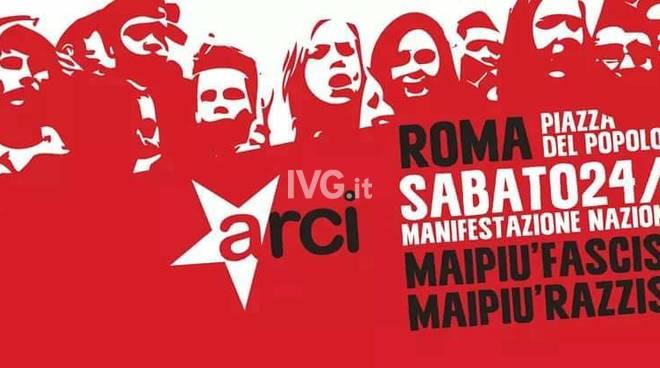 Mai più fascismi, mai più razzismi: la manifestazione nazionale a Roma il 24 febbraio