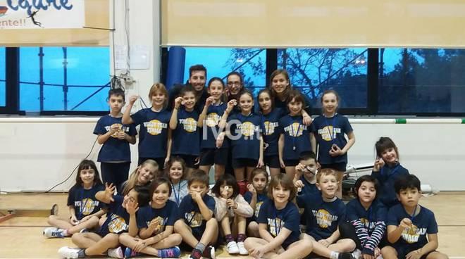 Volley Team Finale: la Domenica è dei più PICCOLI!