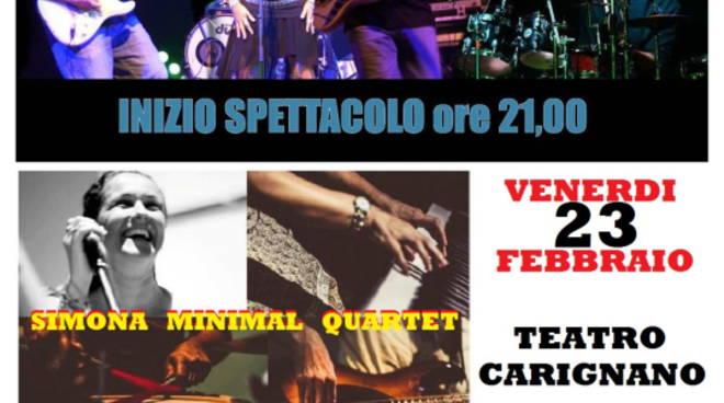 Michela Resi & simona Angioloni Quartet