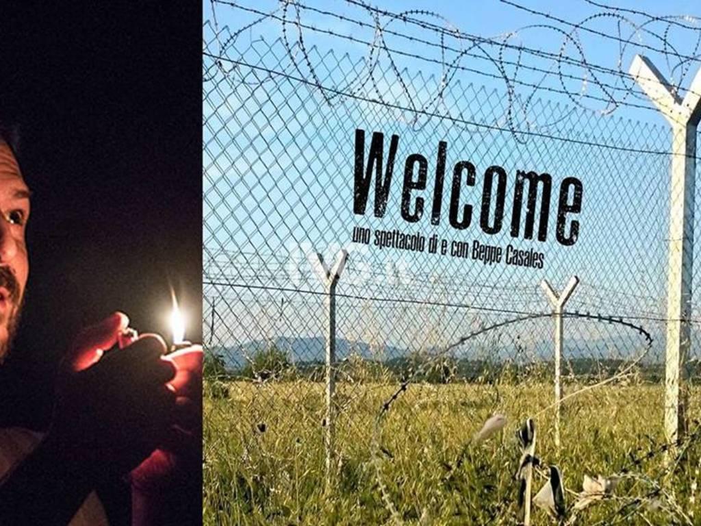 Stasera ai Cattivi Maestri di Savona:  Welcome di Beppe Casales