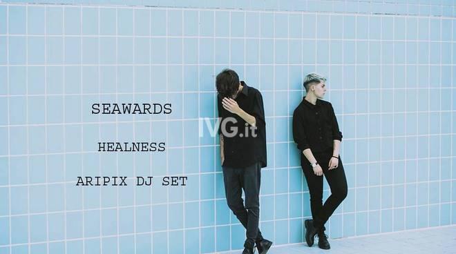 Stasera ai Raindogs di Savona: SEAWARDS + HEALNESS + ARIPIX DJ SET