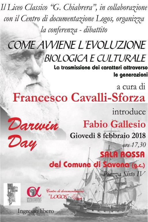 Conferenza evoluzione Logos