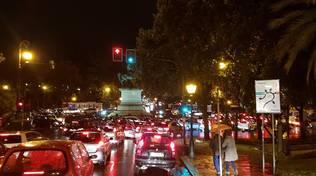 corvetto traffico