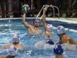 Crocera VS Genova Quinto B&B Assicurazioni Campionato A2 Pallanuoto