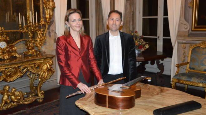 Duo Silvia Schiaffino Renato Procopio