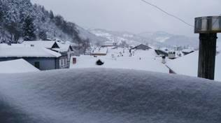 foto calizzano neve