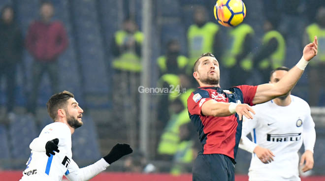 Genoa Vs Inter Serie A