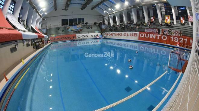 Genova Quinto B&B Assicurazioni-Rari Nantes Camogli
