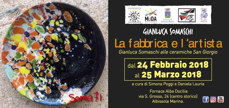 Gianluca Somaschi Ceramiche San Giorgio