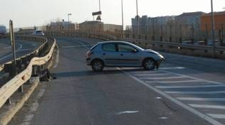incidente strada scorrimento veloce