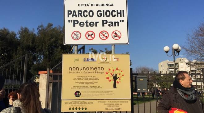 """L'inaugurazione di """"Campanellino"""" ad Albenga"""