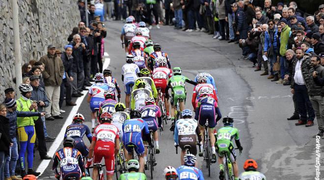 Trofeo Laigueglia, vince Velasco