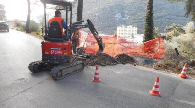 lavori pubblici finale via pineta