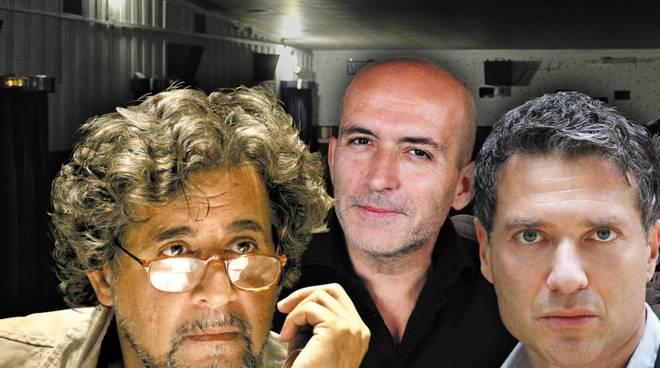 Edoardo Siravo, Emanuele Morgese, Martino D'Amico