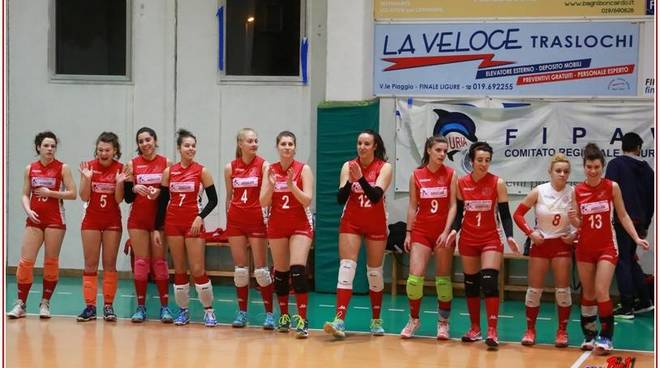 Legendarte Volley Team Finale – Acqua di Calizzano Carcare