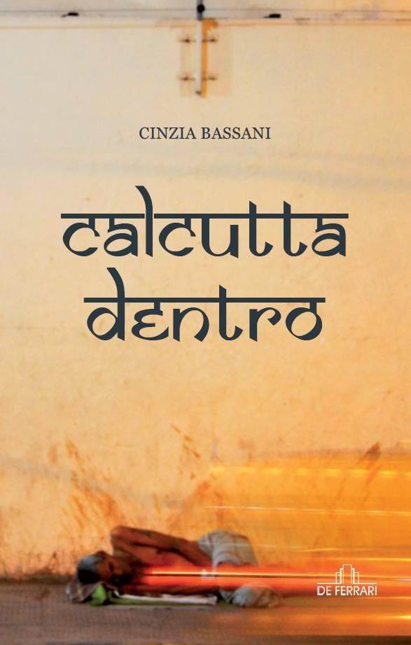 """Libro """"Calcutta dentro"""" Cinzia Bassani"""