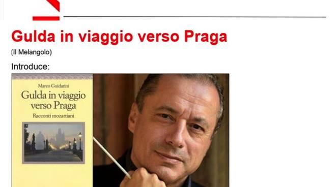 """Libro """"Gulda in viaggio verso Praga"""""""