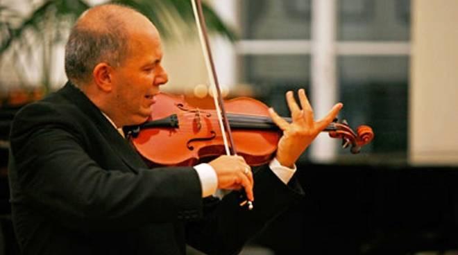 Massimo Coco violinista