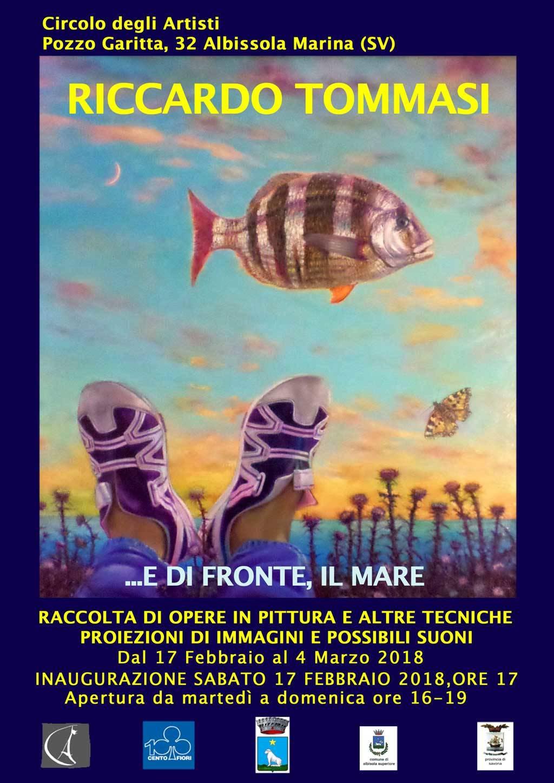 Mostra Riccardo Tommasi Circolo degli Artisti