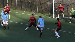 Mura degli Angeli -Ponte Carrega Seconda Categoria GironeD