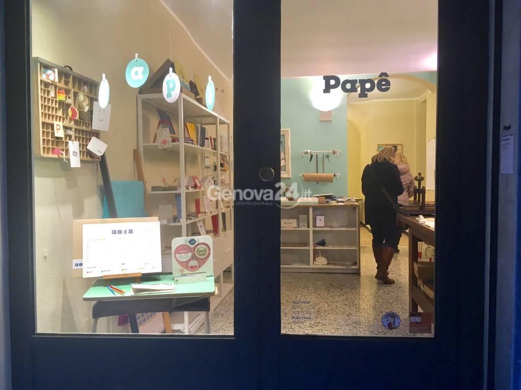 negozio pape