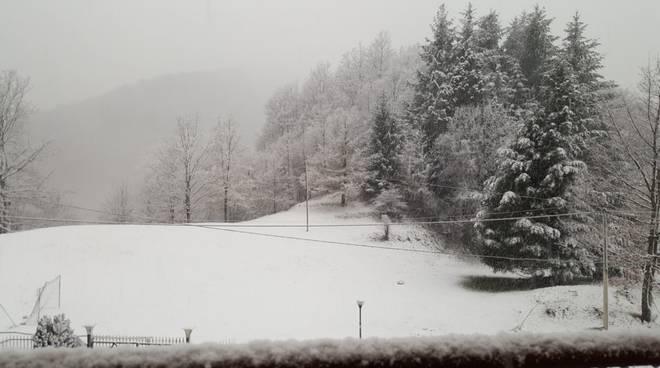 Neve laccio reo e torriglia 2018