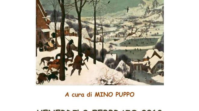 Paesaggi invernali nella pittura fiamminga e olandese