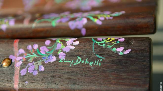 panchina Binny Dobelli