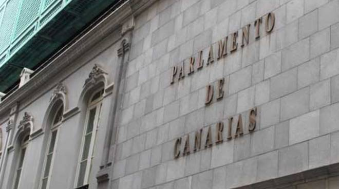 parlamento canarie