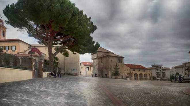 Piazza Soccorso Pietra Ligure