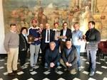 Piloti Dakar 2018 Albenga riconoscimento