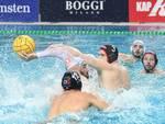 Pro Recco Vs Spandau 04 Berlino Gironi qualif. Champions  League waterpolo