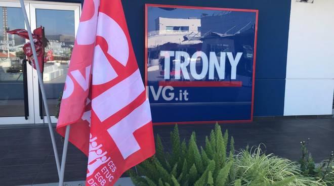 protesta Trony