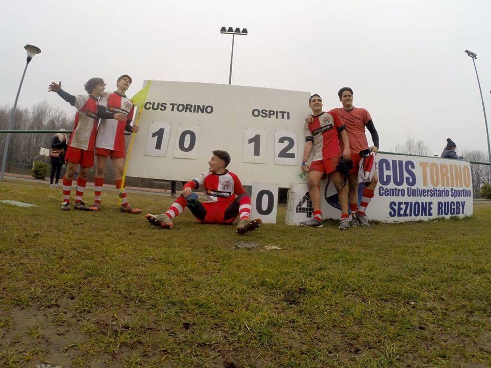 Rugby, Under 18