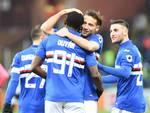 Sampdoria Vs Udinese Serie A